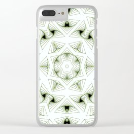 Agra, 2150z3 Clear iPhone Case