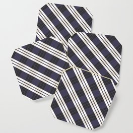 Static Movement (Patterns Please) Coaster