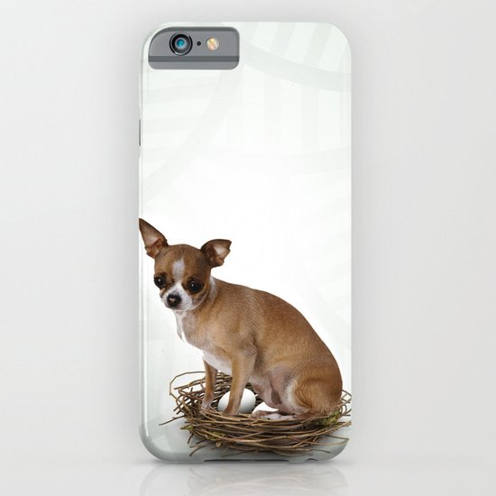 A little confused iPhone & iPod Case