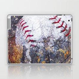 Baseball Art 5 Laptop & iPad Skin