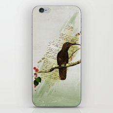 Preety Dirty Little Things iPhone & iPod Skin