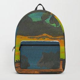 Key West Sunset Backpack