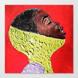 Lemonworld Canvas Print