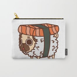 Puglie Salmon Sushi Carry-All Pouch