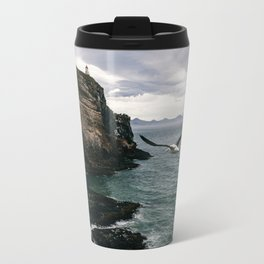Coastal Albatross Travel Mug