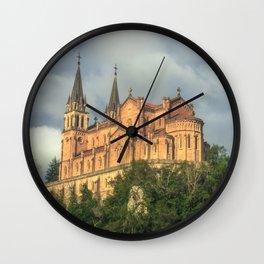 Basilica of Santa María Wall Clock