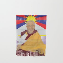His Holiness Wall Hanging
