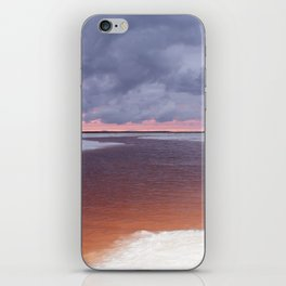 Salt Lakes iPhone Skin