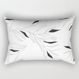 Familiar Shapes Rectangular Pillow