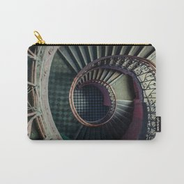 Art Deco spiral staircse Carry-All Pouch