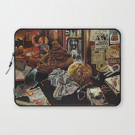 Over-Nite Sensation by Frank Zappa OverNite Over Nite Laptop Sleeve