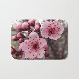 Fall Blossoms Bath Mat