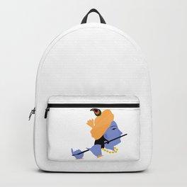 Lord Krishna Art Backpack