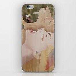 Sanya the Lioness iPhone Skin