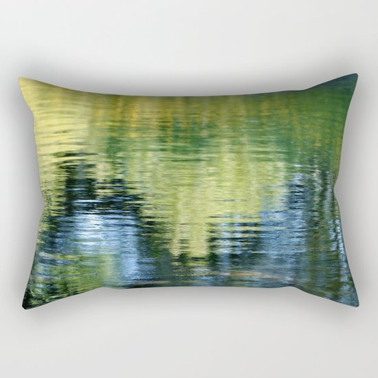 PEACEFUL REFLECTION Rectangular Pillow