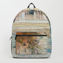 """High Water"" Backpack"