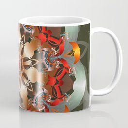 Enlighten Mandala Coffee Mug