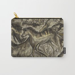 Wild Horse Cavern Carry-All Pouch