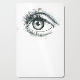 Eye Cutting Board