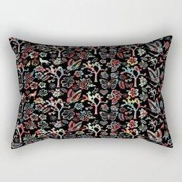 Joshua Tree Heart of the Hi-Desert by CREYES Rectangular Pillow