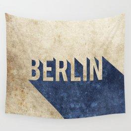 Berlin Wall Tapestry