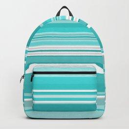 Gradient blue Backpack