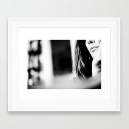its all i got left Framed Art Print