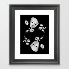 Cybermimes v.2 Framed Art Print