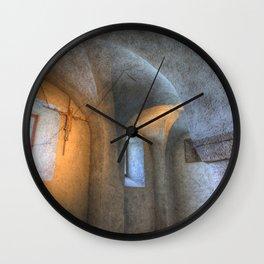 Tihany Abbey Crypt Wall Clock