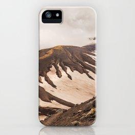 Volcanic Graphics iPhone Case