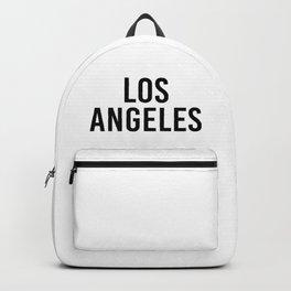 los angeles Backpack