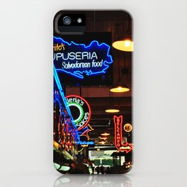 Grand Central Market iPhone Case
