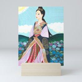 Yuko Nagamori | Tsuyu no Hito, 2014 Mini Art Print