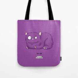 Purr Claw Tote Bag