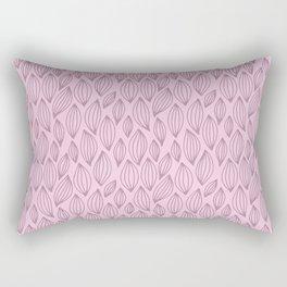 floral (43) Rectangular Pillow