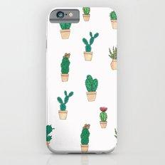 Cacti Garden iPhone 6s Slim Case
