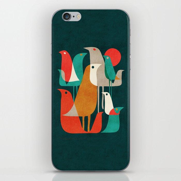 Flock of Birds iPhone Skin