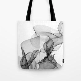 Smoked lines Tote Bag