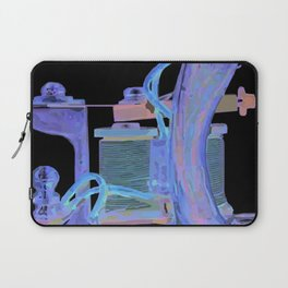 Machine nine Laptop Sleeve