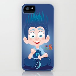 Nuly/Character & Art Toy design for fun iPhone Case