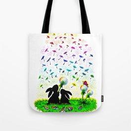 Happy inspirations 11 joy Tote Bag