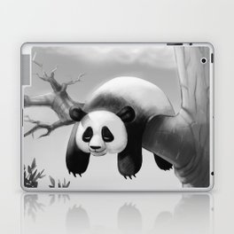 Hang In There, Panda! Laptop & iPad Skin