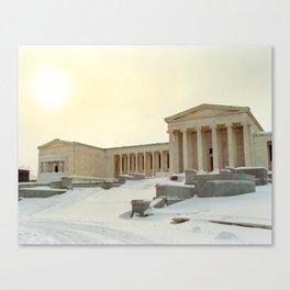 Albright Knox Art Gallery, Buffalo, NY Canvas Print