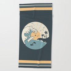 OCN LP... Beach Towel