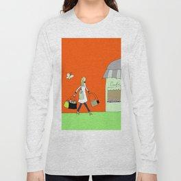 Shopper Long Sleeve T-shirt
