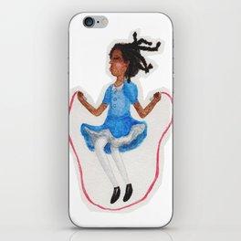 Joyful Jumper iPhone Skin