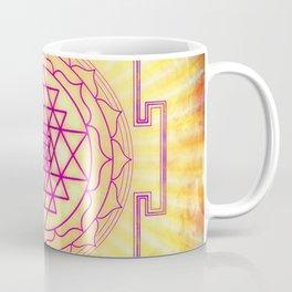 Sri Yantra XII Coffee Mug