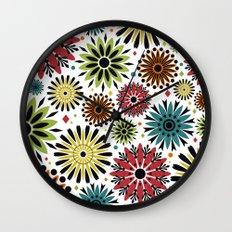 Tuti Fruity Wall Clock