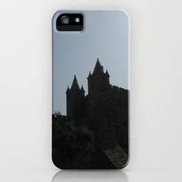 medieval castle iPhone Case