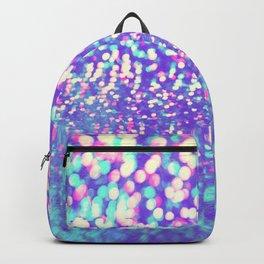 Colorful Mermaid Lights Backpack